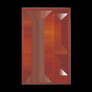 Door Frame with Side Light