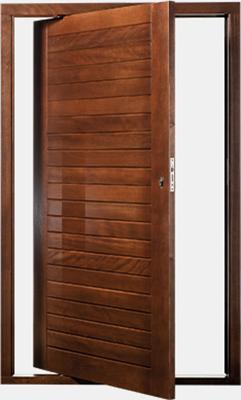 Swartland - Wooden Pivot Doors