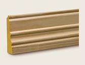 skirting wood