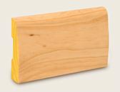 Col skirting timber