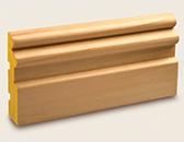col timber skirting