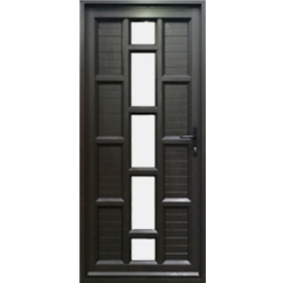 Aluminum Entrance Door