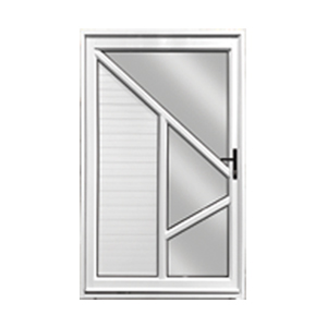 Aluminium Entrance Doors
